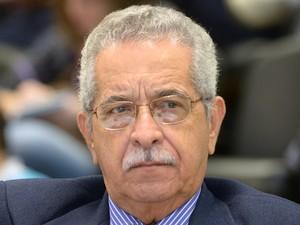 Capitão Gomes (PP) é o relator da Comissão de Estudos que analisou situação do Semae em Piracicaba (Foto: Fabrice Desmonts/ Câmara de Vereadores de Piracicaba)