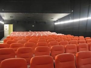 Três salas serão abertas ao público no sábado (Foto: Letícia Macedo/ G1)