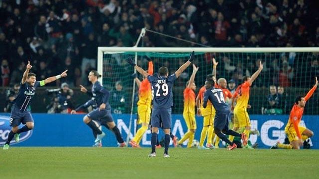 Barcelona volta a enfrentar o Paris Saint-Germain nesta quarta, dia 10, com transmissão da Globo (Foto: EFE)