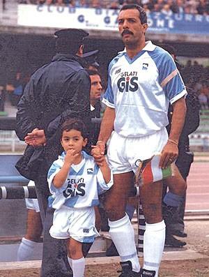 Junior jogando pelo Pescar (Foto: Divulgação / Site Oficial do Junior)