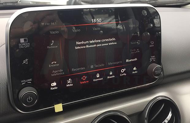 Fiat Argo 1.0 Drive avaliado por Autoesporte (Foto: Michelle Ferreira/Autoesporte)