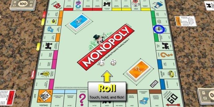 Monopoly no iOS (Foto: Divulgação)