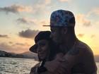Neymar se declara para irmã em rede social: 'Irmãzinha'