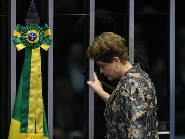Dilma Rousseff impeachment opção 2 (Foto: Dida Sampaio/Estadão Conteúdo)
