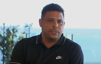 "Ronaldo torce por surgimento de novo Fenômeno: ""Quero que seja logo"""