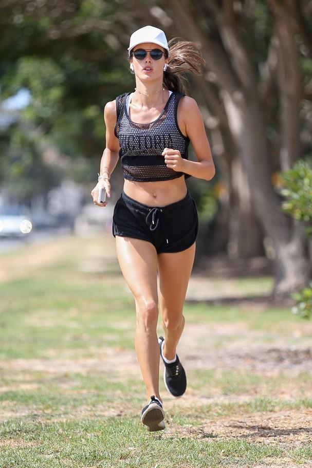 Alessandra Ambrosio (Foto: AKM-GSI)