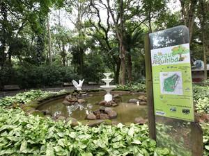 Bosque do Jequitibás, em Campinas (SP) tem programação especial para férias (Foto: Carlos Bassan/ Divulgação)