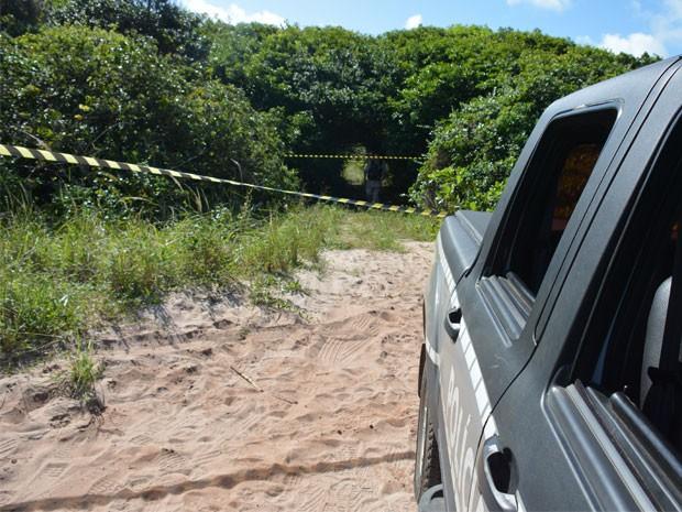 Resultado de imagem para Corpo de mulher é encontrado próximo à praia de Jacarapé, em João Pessoa