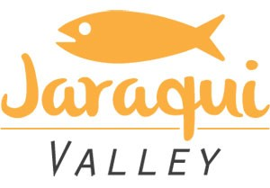 Logotipo de Jaraqui Valley, ecossistema de inovação de Manaus (AM).