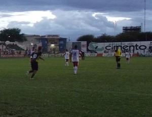 Esporte de Patos 1 x 3 Paraíba (13ª rodada do Campeonato Paraibano) (Foto: Damião Lucena)
