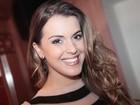 Lembra dela? Angela Munhoz reaparece em evento na noite carioca