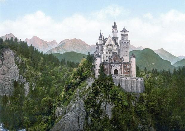 Castelos incríveis para morar (Foto: wikimedia / photoglob AG)