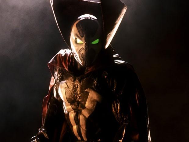 Michael Jai White em 'Spawn – o soldado do inferno' (Foto: Divulgação)