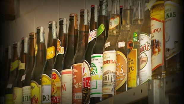 Conheça a história da bebida brasileira  (Foto: Reprodução EPTV)