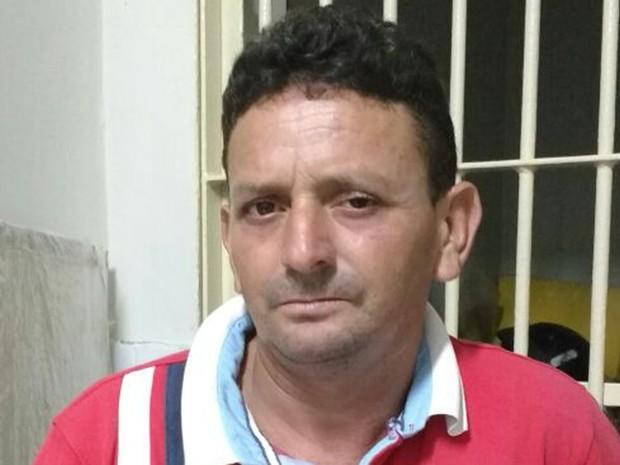 Carlos Magno Costa Cutrim foi preso por suspeita de participar de saidinha bancária em São Luís (MA) (Foto: Divulgação/Polícia Civil)