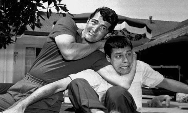 Dean Martin e Jerry Lewis (Foto: .)
