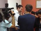Napoleão Bernardes é eleito prefeito de Blumenau