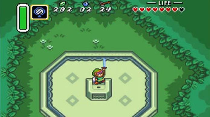 The Legend of Zelda: A Link to the Past é um dos jogos atemporais o Super Nintendo (Foto: Divulgação/Nintendo)