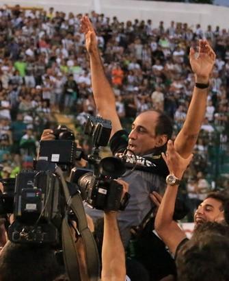 Vinícius Eutrópio figueirense (Foto: Luiz Figueirense/Figueirense FC)