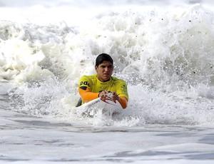 Gabriel Medina, Peniche, surfe (Foto: Agência EFE)