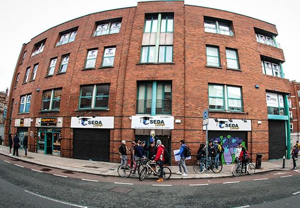 SEDA College em Dublin, na Irlanda (Foto: Divulgação)