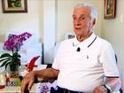 Orlando Drummond dá exemplo de humor e longevidade aos 97 anos