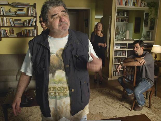 Otávio Augusto em 'Sorria, você está sendo filmado' (Foto: Divulgação)