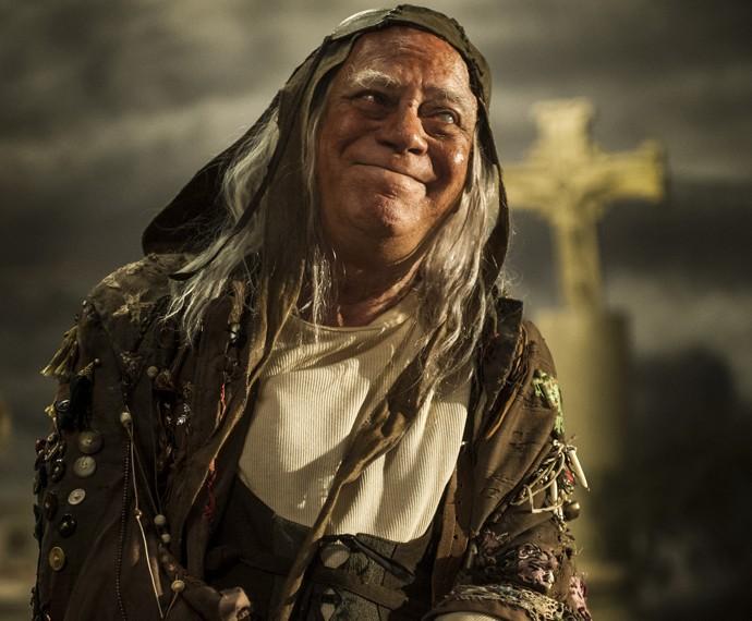 Tonico Pereira interpretou Zé Coveiro na série Amorteamo no primeiro semestre de 2015 (Foto: Renato Rocha Miranda/ Globo)