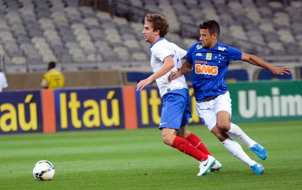 Cruzeiro x Bahia (Foto: Bruno Jos� / Futura Press)