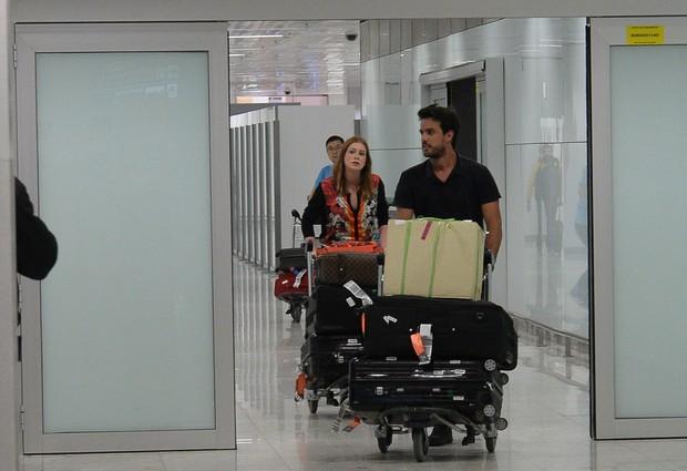 Marina Ruy Barbosa e Xandinho Negrão (Foto: Francisco Cepeda/AgNews)