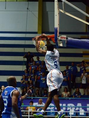 Gui Deodato Bauru x Rio Claro Campeonato Paulista (Foto: Caio Casagrande/ Bauru Basket)