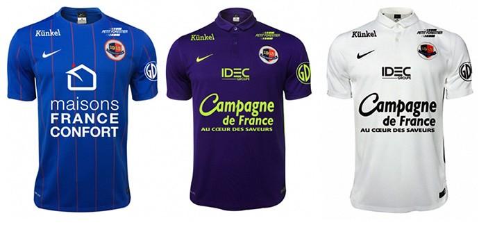 Camisas Caen