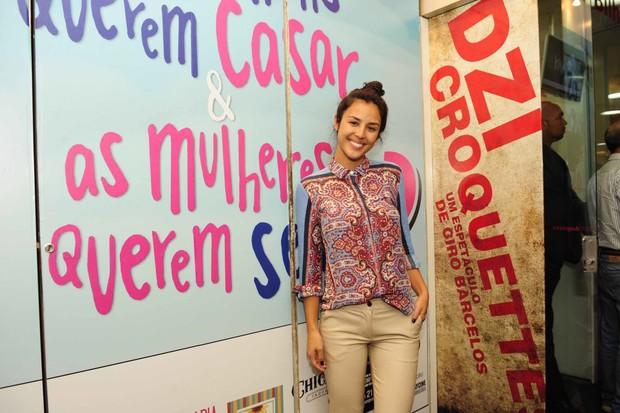 Yanna Lavigne  (Foto: Samuel Chaves/Brazil News)