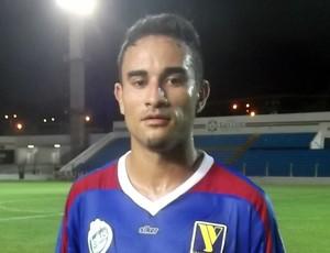 Naoh quer ser artilheiro da Copa União (Foto: Bruno Alves\Globoesporte.com)