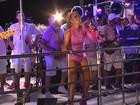 'Pipocas' de Ivete e Léo e encontro de trios marcam 2° dia de carnaval na BA