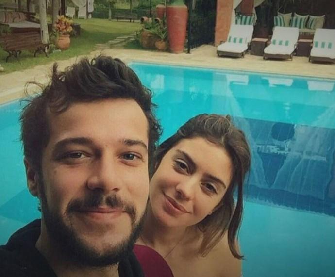 Casal vai se casar em novembro deste ano (Foto: TV Globo)