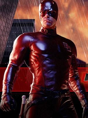 Ben Affleck em 'Demolidor – o homem sem medo'  (Foto: Divulgação)
