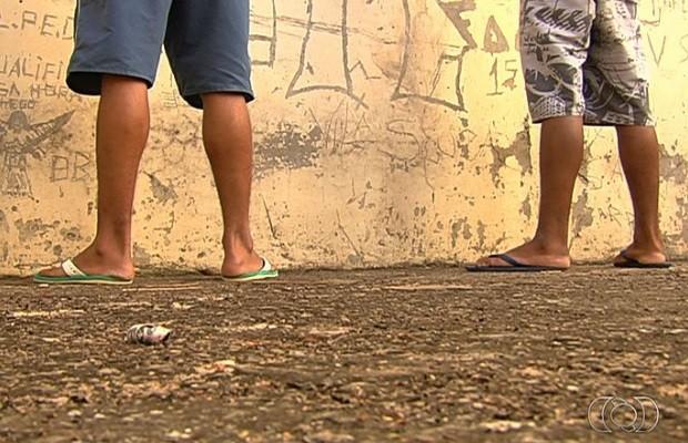 Juíza diz que menores infratores são soltos por faltas de vagas em Aparecida de Goiânia, Goiás 2 (Foto: Reprodução/TV Anhanguera)