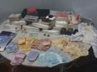 Homem é preso com cerca de 10 kg de drogas em bairro de Guaxupé, MG