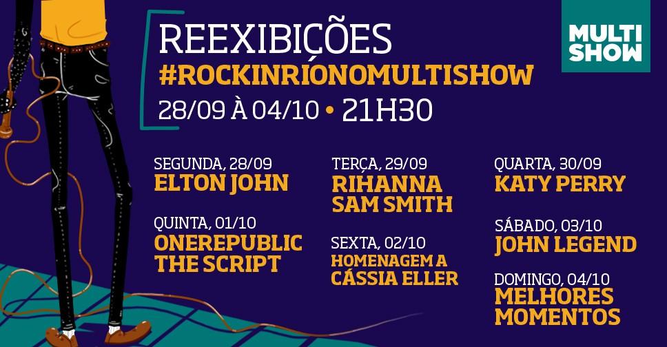 reexibies RiR (Foto: Multishow)