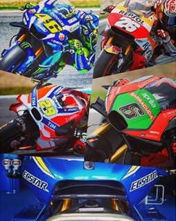 BLOG: Mundial de MotoGP - Asas na MotoGP - Como, porquê e até quando...