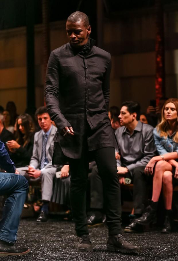 Seu Jorge (Foto: Raphael Castello/AgNews)