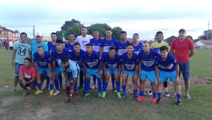 Atlético Baixadão é campeão da   34º edição do Campeonato de Férias (Foto: LDMRB/divulgação)