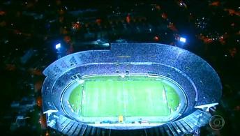 Sonhando com o título da Copa do Nordeste, Santa Cruz luta pela taça contra o Campinense