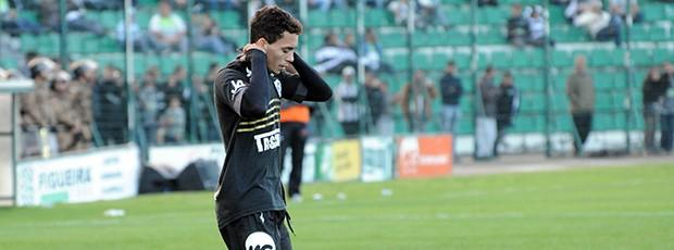 Caio, do Figueirense (Foto: Savio Hermano / Globoesporte.com)