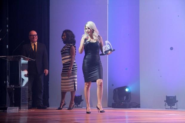 Antônia Fontenelle em premiação no Rio (Foto: Thyago Andrade/Fotorio News)