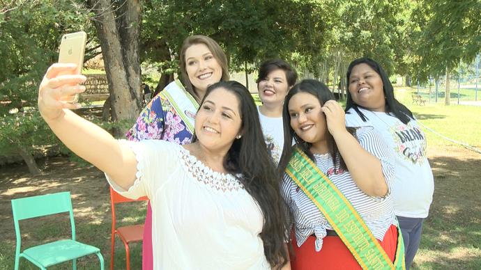 Capixabas do movimento plus size falaram sobre autoestima, saúde e gordofobia (Foto: Divulgação/ TV Gazeta ES)
