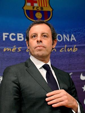 """BLOG: Sócios do Barça pedem auditoria externa na gestão de Rosell: """"Reparos na honra"""""""