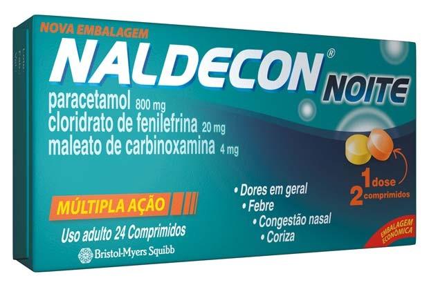 Naldecon está em falta nas prateleiras (Foto: Divulgação)