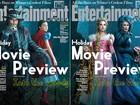 Revista divulga 1ª imagem de Johnny Depp em 'Caminhos da floresta'